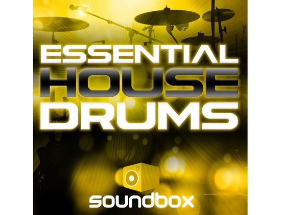 Soundbox Essential House Drums