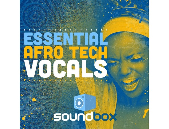 Soundbox Essential Afro Tech Vocals