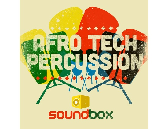 Soundbox Afro Tech Percussion