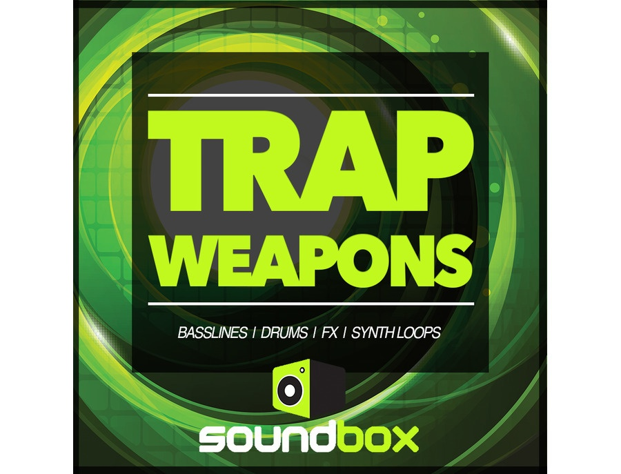 Soundbox Trap Weapons