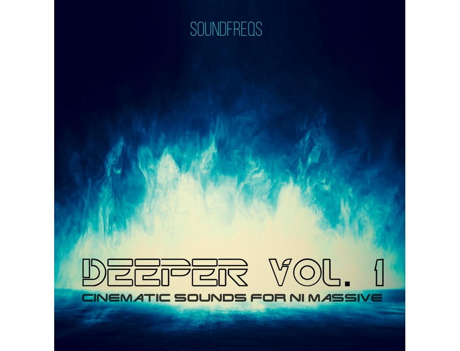 SoundFreqs Deeper Vol. 1 - Massive Presets