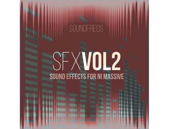 SoundFreqs SFX Vol. 2 for NI Massive