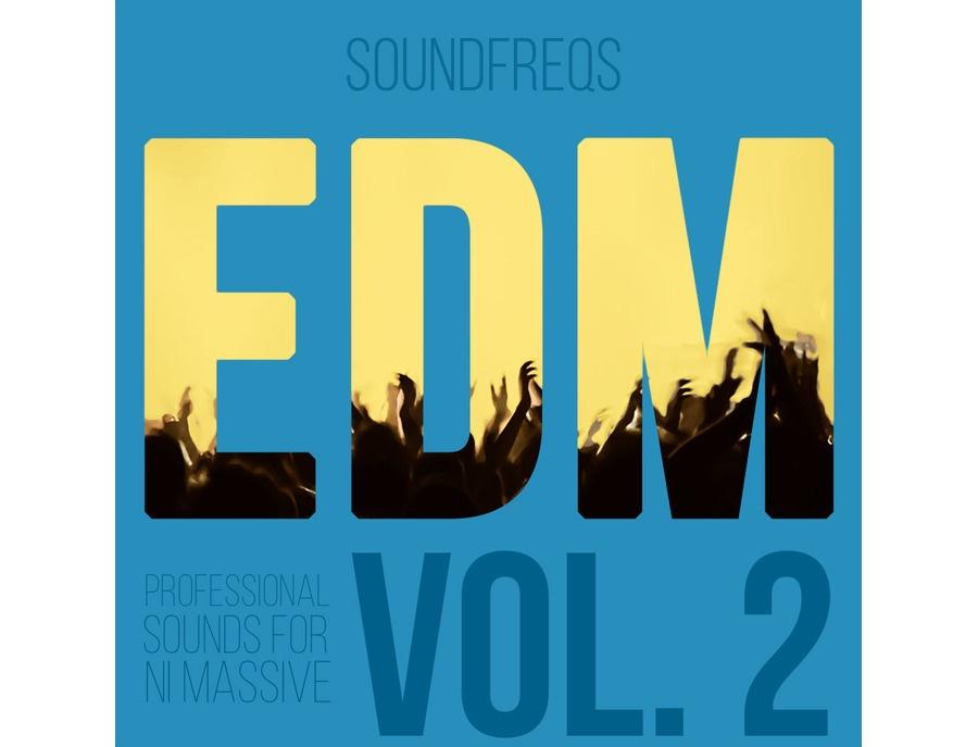 SoundFreqs EDM Vol. 2 - Massive Presets