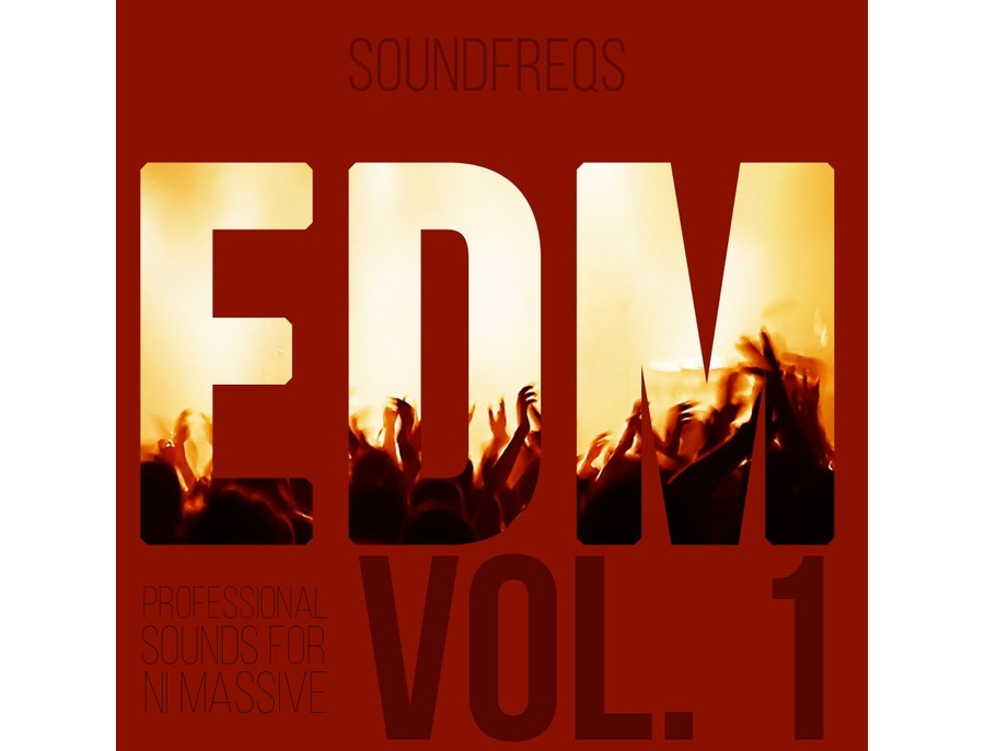 SoundFreqs EDM Vol. 1 - Massive Presets