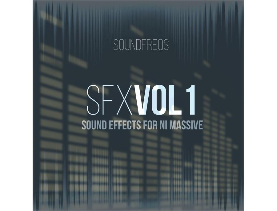 SoundFreqs SFX Vol. 1 for NI Massive