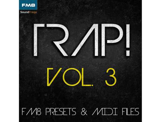 SoundFreqs Trap! Vol. 3