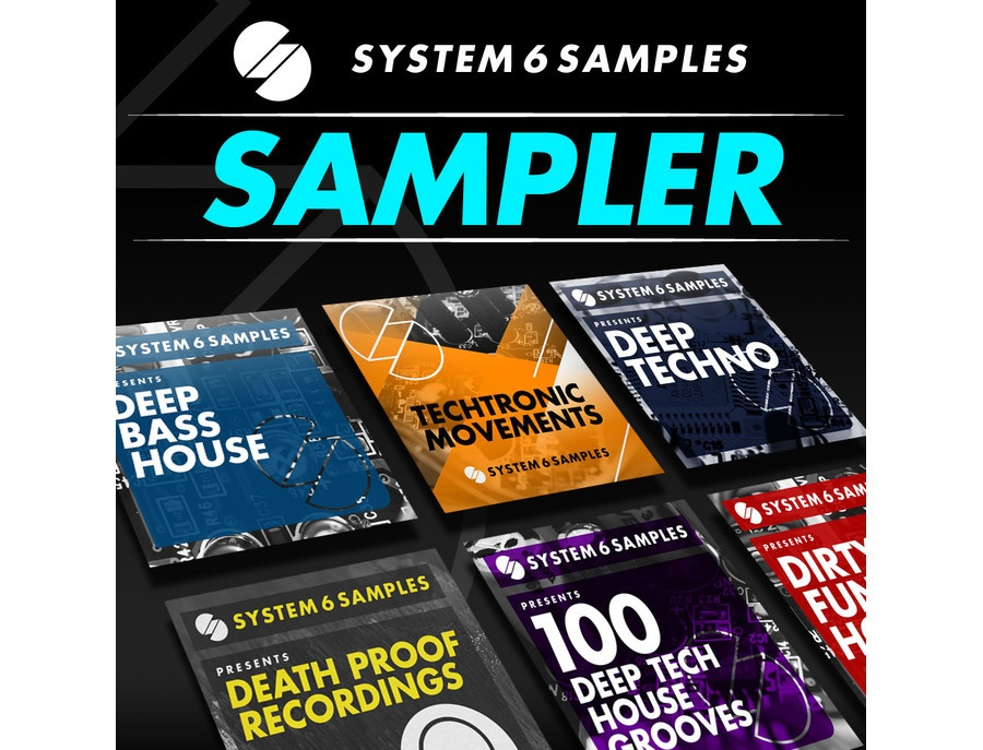 System 6 Samples Label Sampler