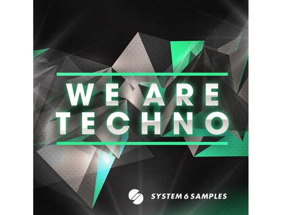 System 6 Samples We Are Techno
