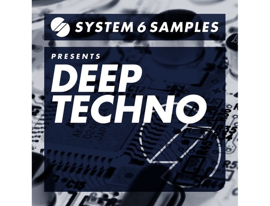 System 6 Samples Deep Techno