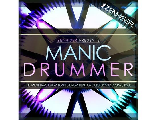 Zenhiser Manic Drummer