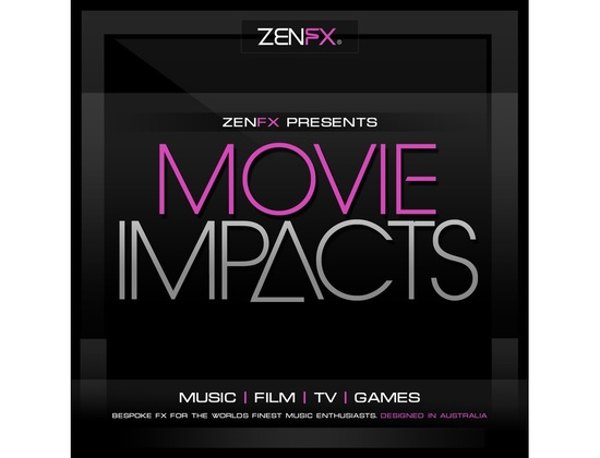 Zenhiser ZenFx Presents - Movie Impacts