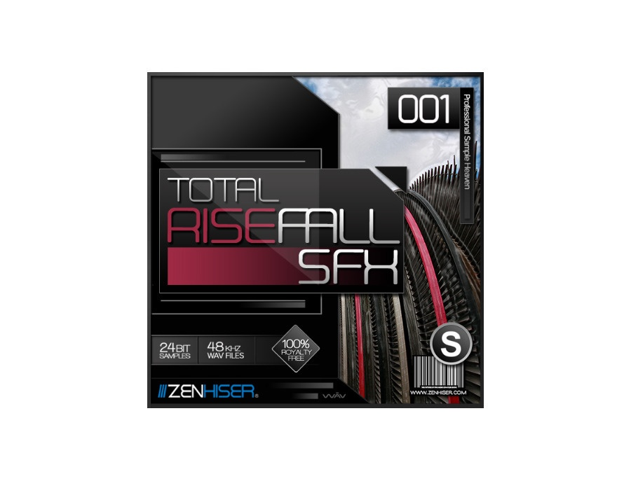 Zenhiser Total Rise and Fall SFX Vol1
