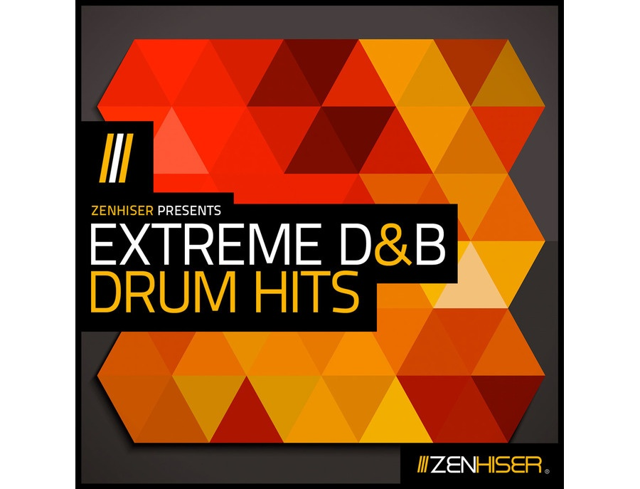 Zenhiser Extreme D&B Drum Hits