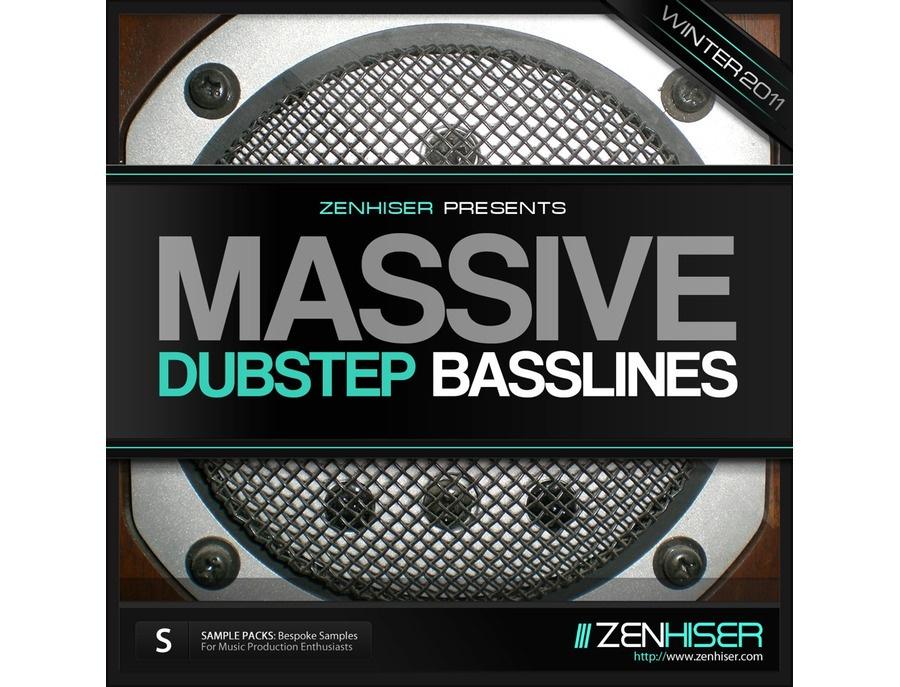 Zenhiser Massive Dubstep Basslines