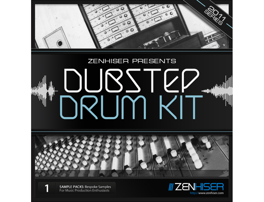 Zenhiser The Dubstep Drum Kit 01