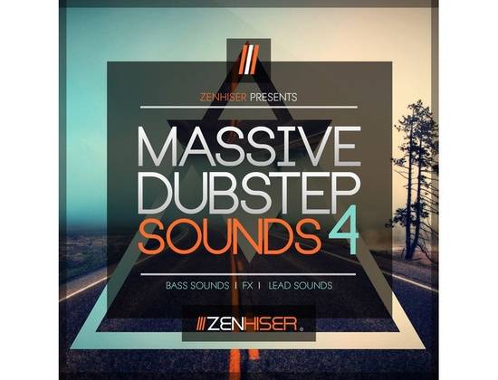 Zenhiser Massive Dubstep Sounds 4