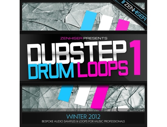 Zenhiser Dubstep Drum Loops 1