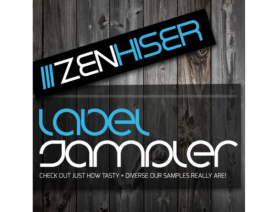 Zenhiser Label Sampler