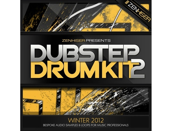 Zenhiser The Dubstep Drum Kit 02