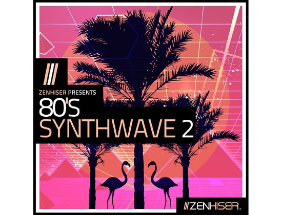 Zenhiser 80's Synthwave Vol 2