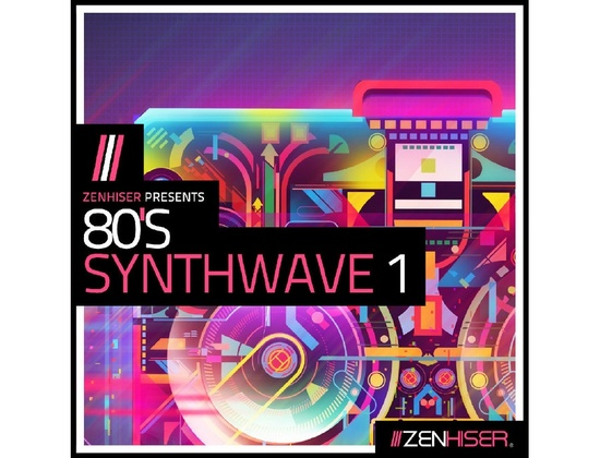 Zenhiser 80's Synthwave Vol. 1