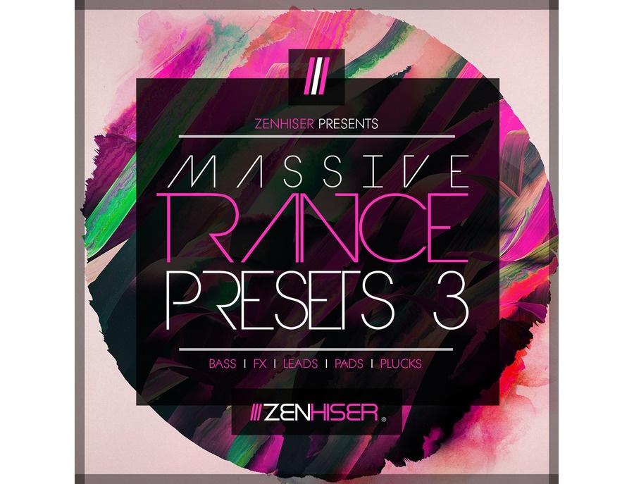Zenhiser Massive Trance Presets 3
