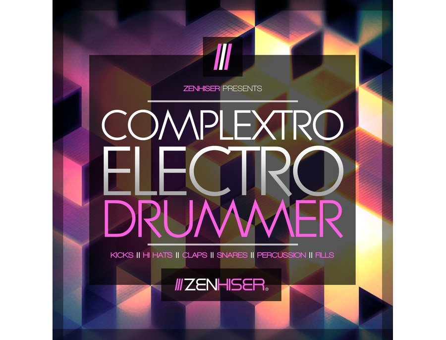 Zenhiser Complextro Electro Drummer