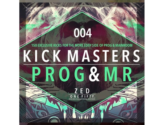 Zenhiser Kickmasters - Progressive & Mainroom House