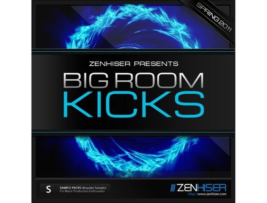 zenhiser big room kicks