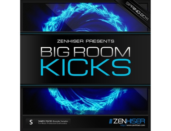 Zenhiser Big Room Kicks