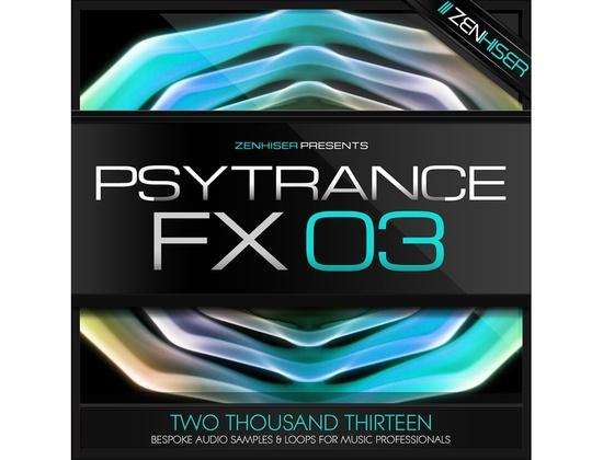 Zenhiser Psytrance Fx 03