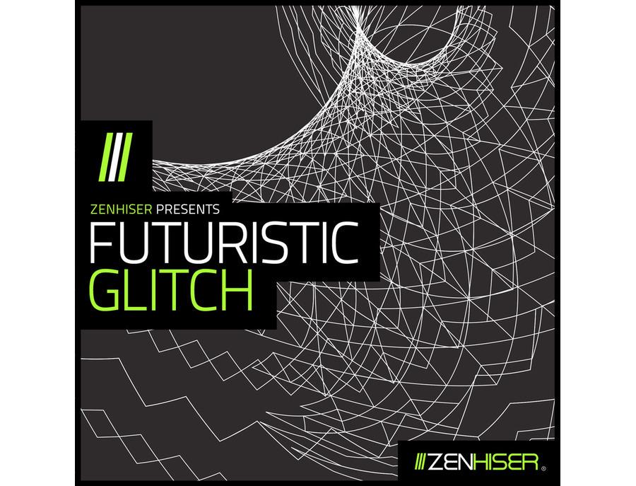 Zenhiser Futuristic Glitch