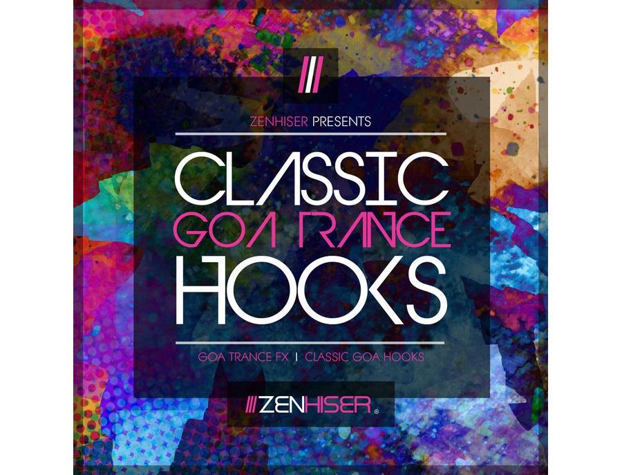 Zenhiser Classic Goa Trance Hooks