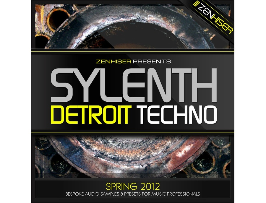 Zenhiser Sylenth Detroit Techno