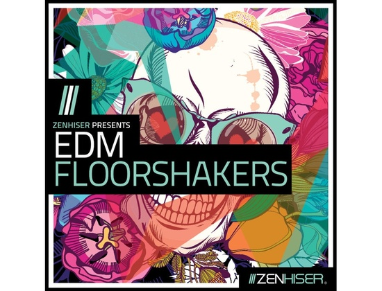 Zenhiser EDM Floorshakers