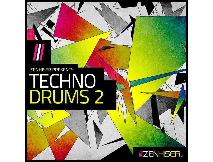 Zenhiser Techno Drums 2
