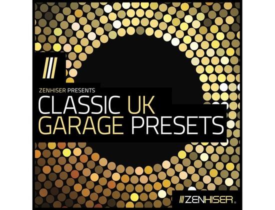 Zenhiser Classic UK Garage Presets