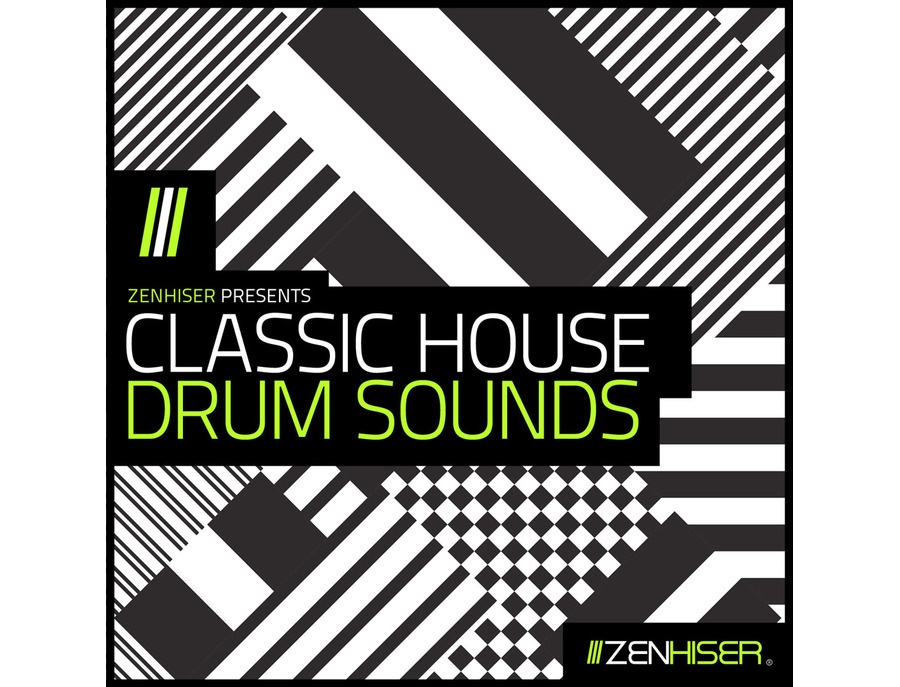 Zenhiser Classic House Drum Sounds