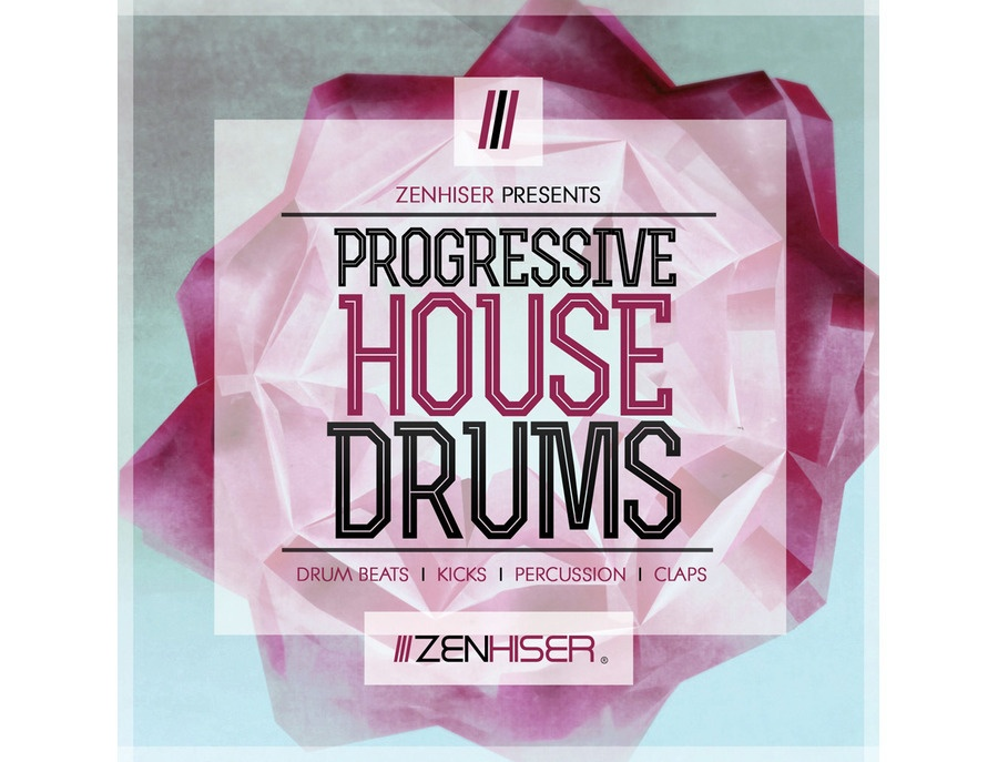 Zenhiser Progressive House Drums