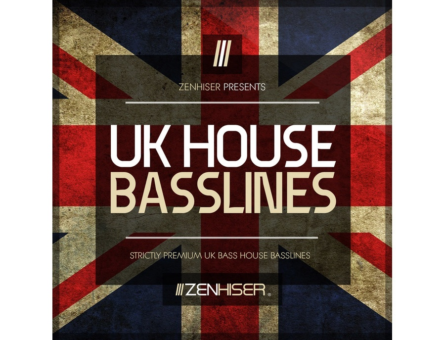 Zenhiser UK House Basslines
