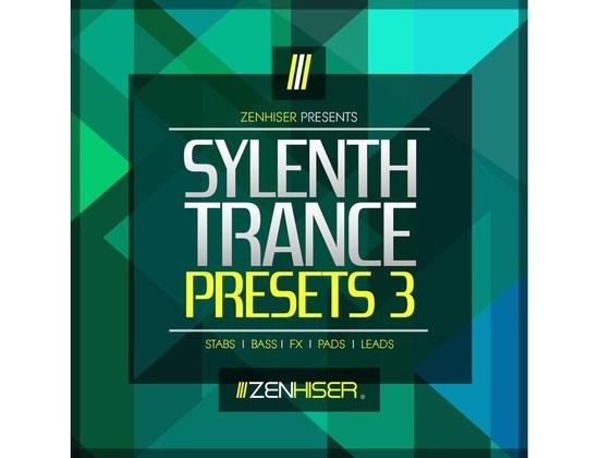 Zenhiser Sylenth Trance Presets 3