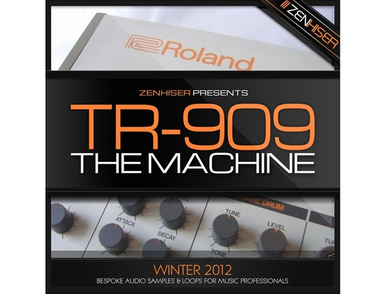 Zenhiser TR-909 The Machine