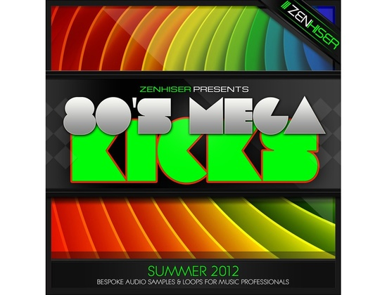 Zenhiser 80's Mega Kicks