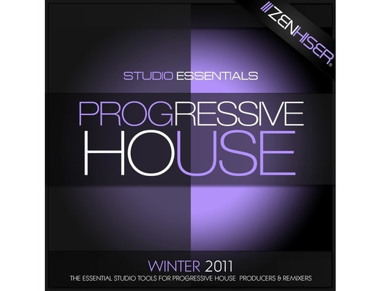 Zenhiser Studio Essentials - Progressive House