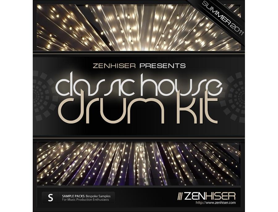Zenhiser The Classic House Drum Kit