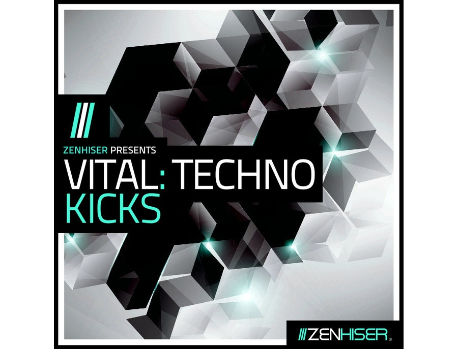 Zenhiser Vital: Techno Kicks