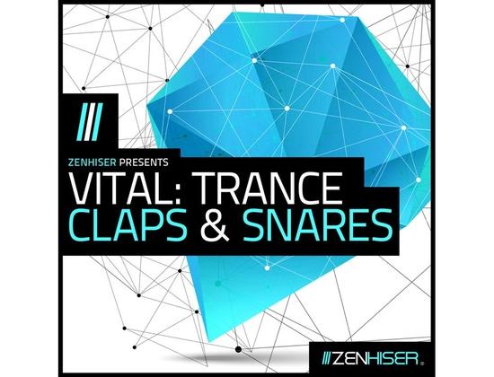 Zenhiser Vital: Trance Claps & Snares