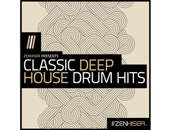 Zenhiser Classic Deep House Drum Hits