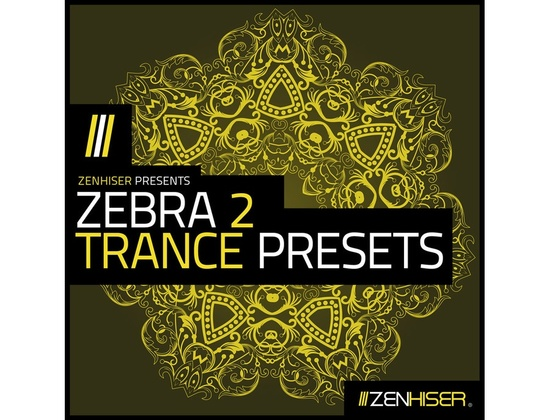 Zenhiser Zebra 2 Trance Presets