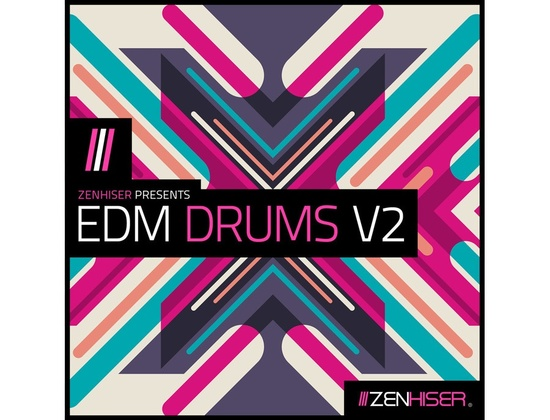Zenhiser EDM Drums 2